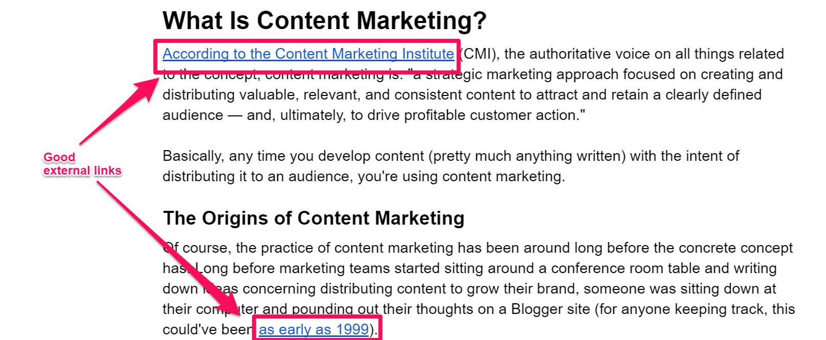 Crowd-Content-External-Links