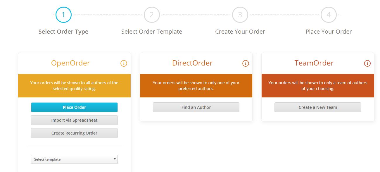 Textbroker-Order-Type
