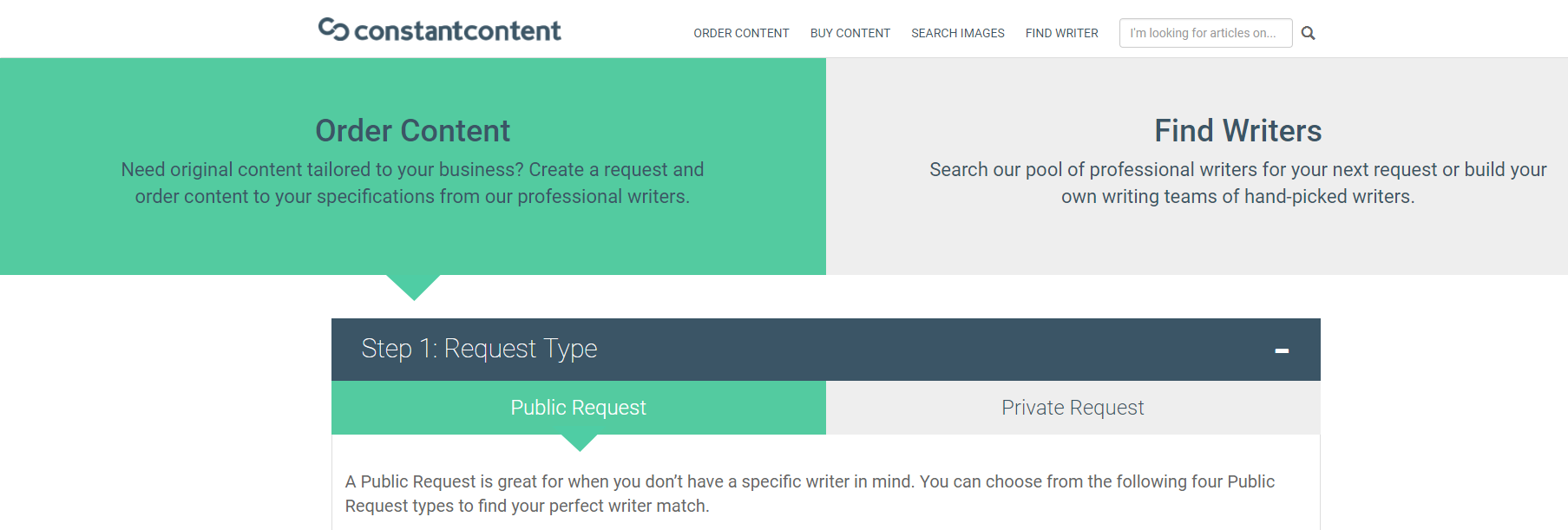 Constant-Content-Request-Type