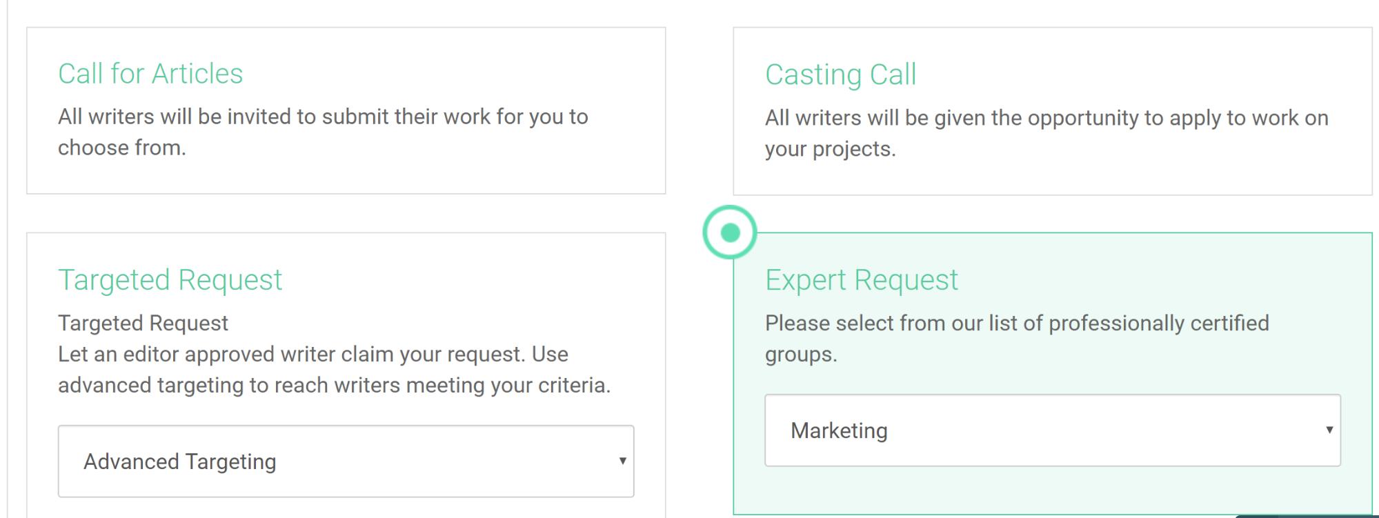 Constant-Content-Expert-Request