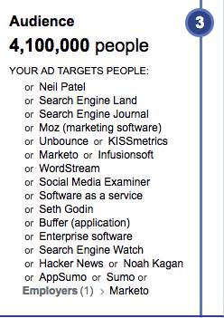 Audience-building-interest-list