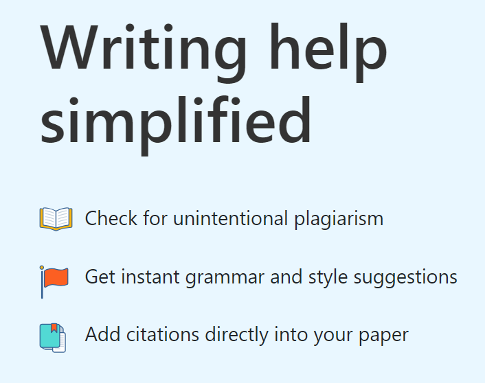 best plagiarism checker Bibme's homepage