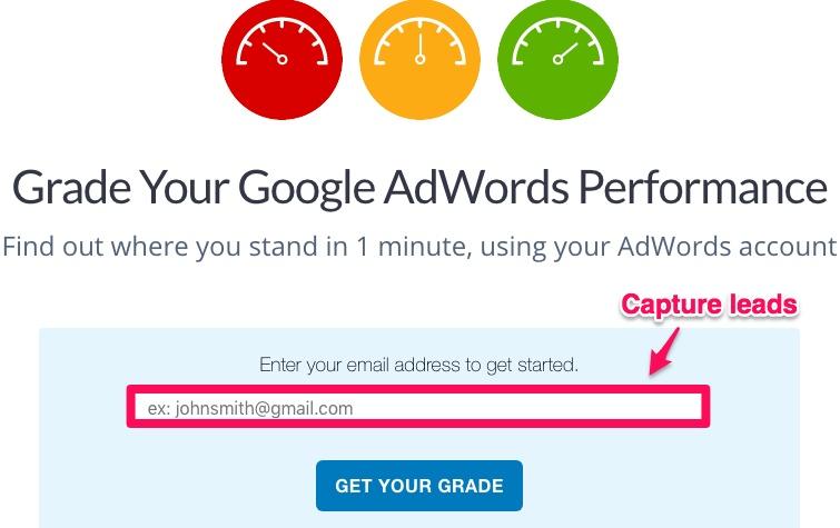 WordStream-Adwords-Grader