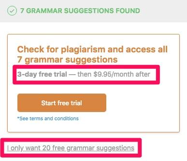 Citation Machine plagiarism and grammar pricing