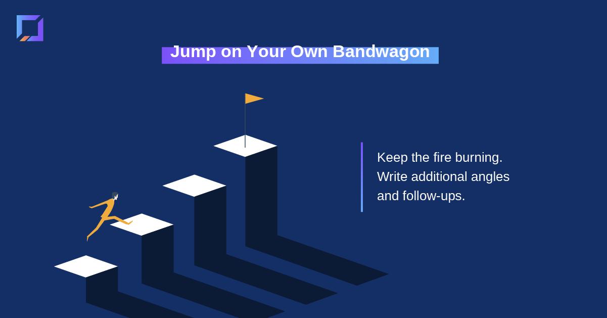 repurpose blog bandwagon