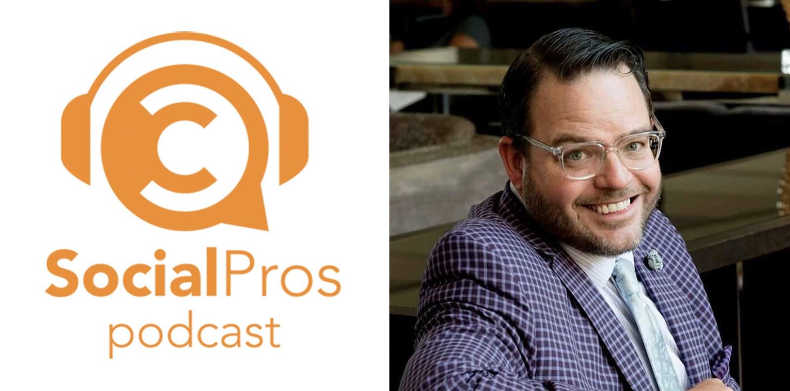 podcast social pros