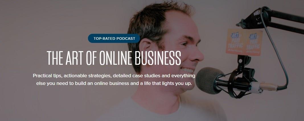 the art of online business rick mulready
