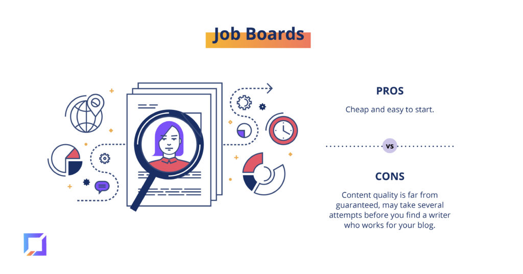 pros and cons of job boards
