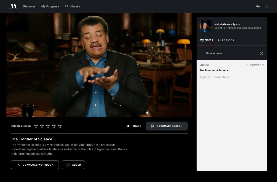 masterclass review how do you watch desktop