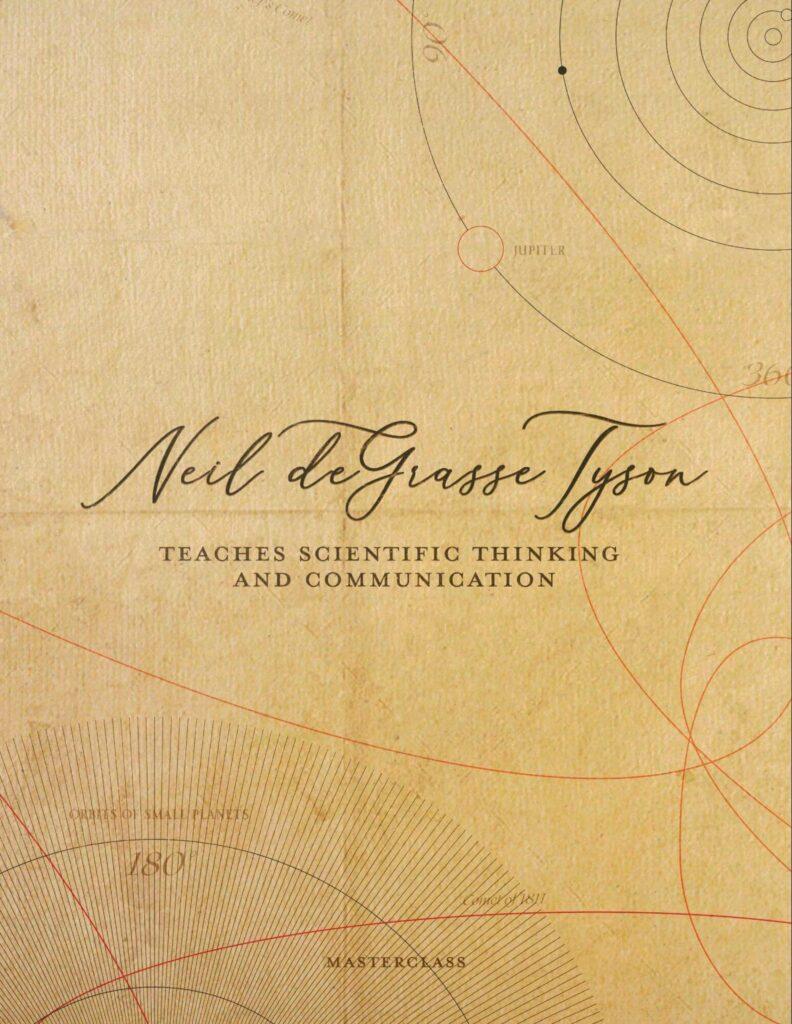 neil degrasse tyson masterclass workbook review